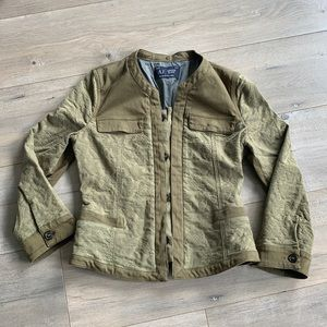 Armani Jeans Fitted Jacket Small